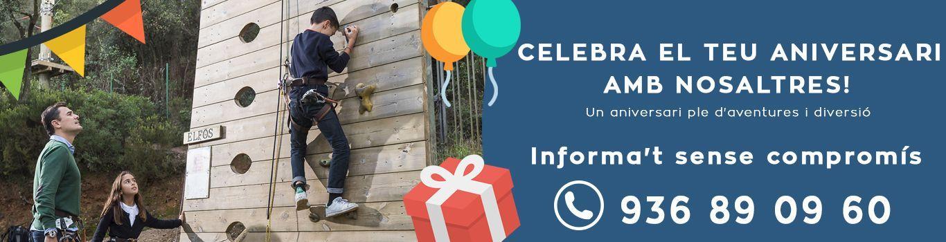 Aniversari Catalunya en Miniatura per nens